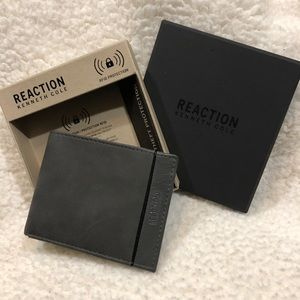 Reaction Kenneth Cole Wallet RFID